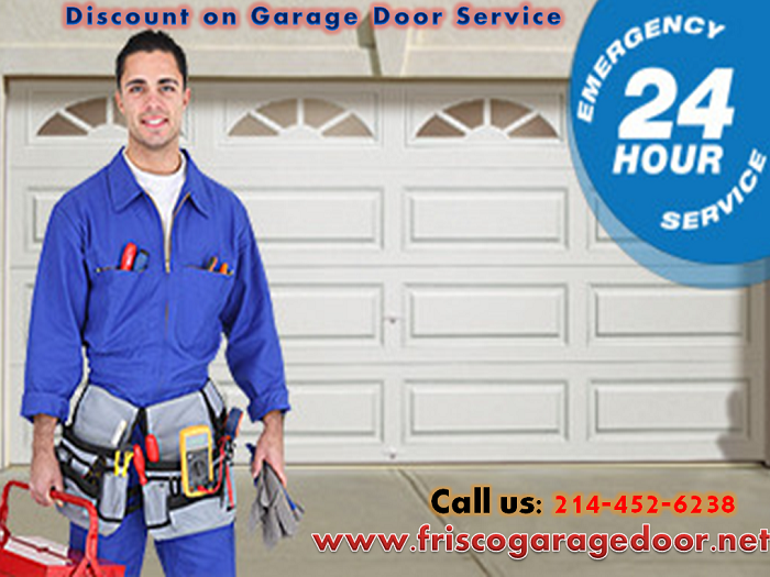 Garage Door Service Frisco Dallas
