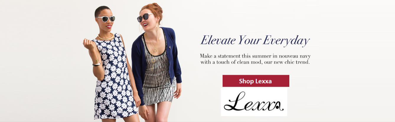 Shop Lexxa - Women Clothing Fashion