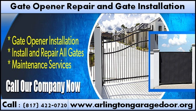 Garage Door Repair Arlington Dallas
