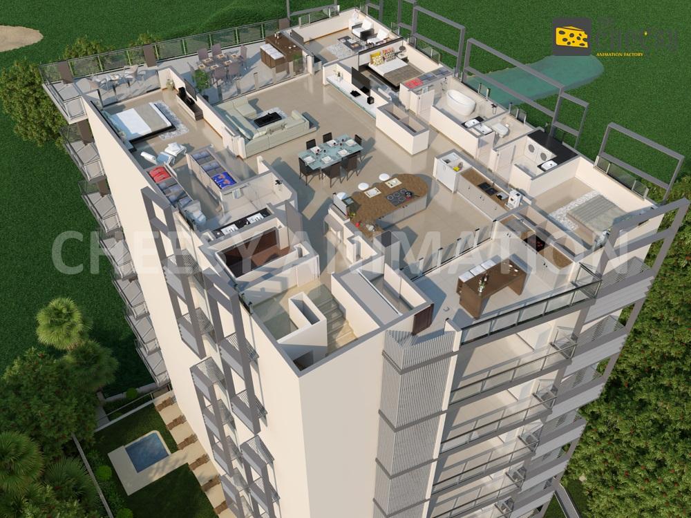 3D Floor Plan Services