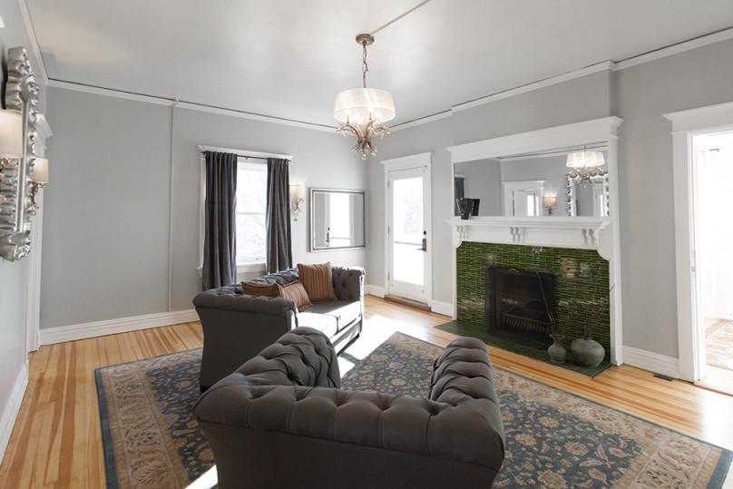 Parkside Mansion, we'll make your dreams come true!