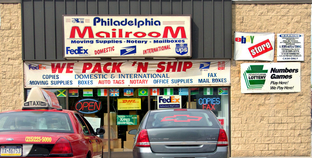Philadelphia Mailroom