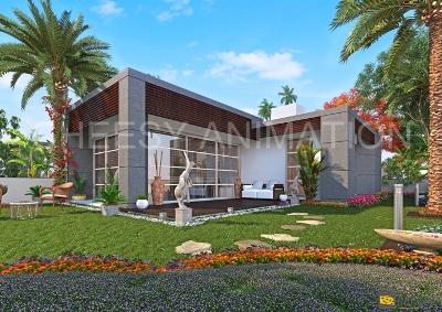 3D Architectural Rendering - 3D Real Estate Design