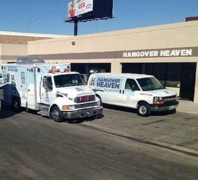 Hangover Heaven - Las Vegas Hangover Cure