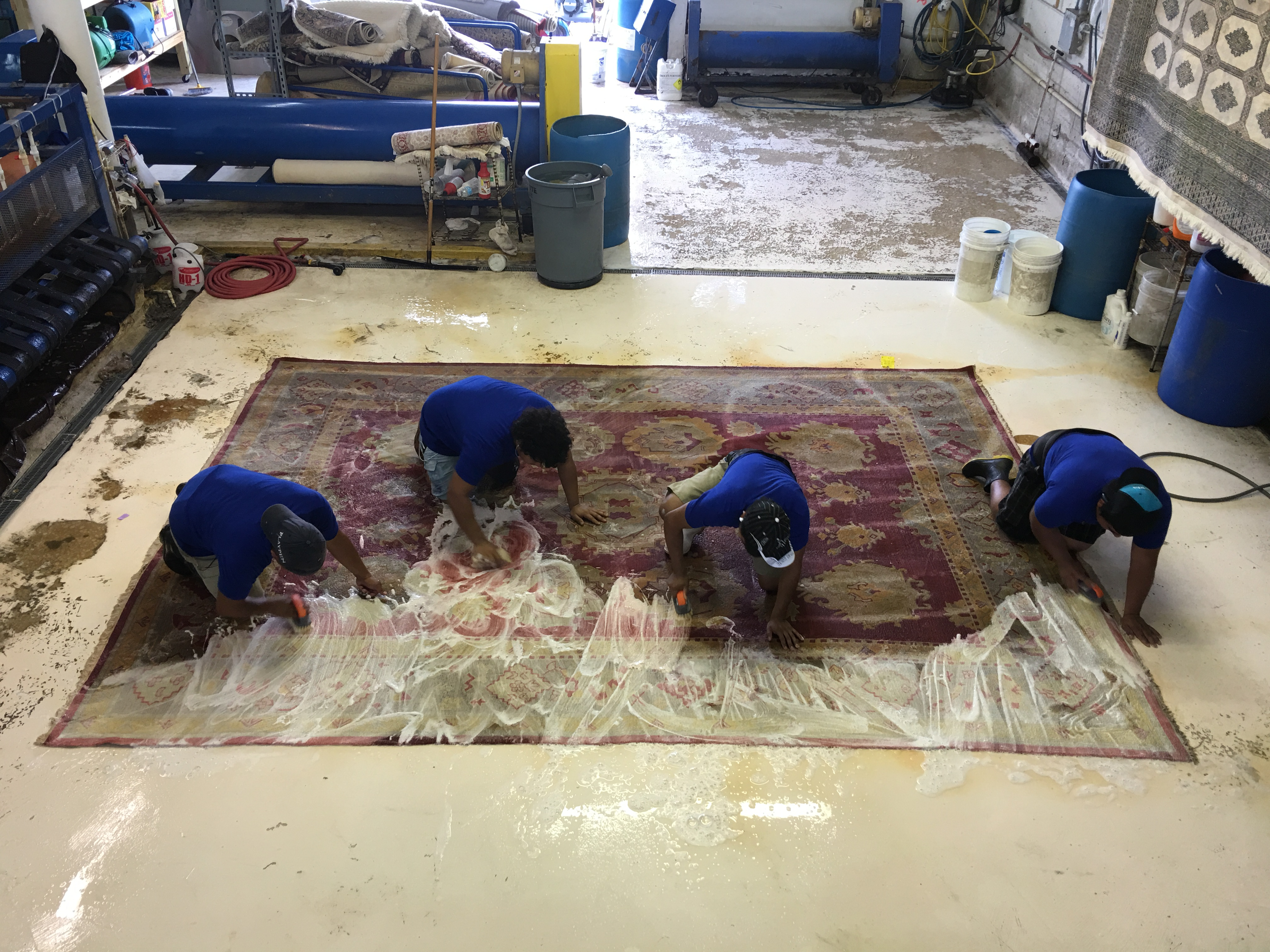 Oriental Rug Cleaning Palm Beach