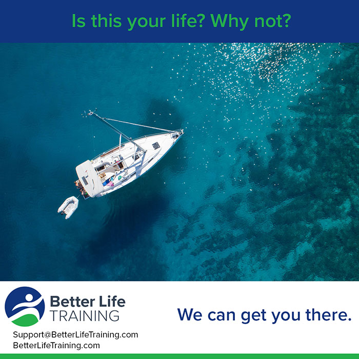 Better Life Training - Professional Life Coaches