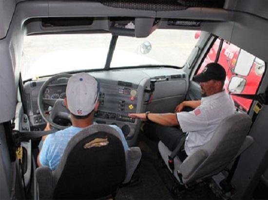 Punjab truck driving school California directory