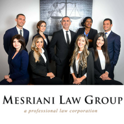 Mesriani Law Group lawyers California Los Angeles digital agency