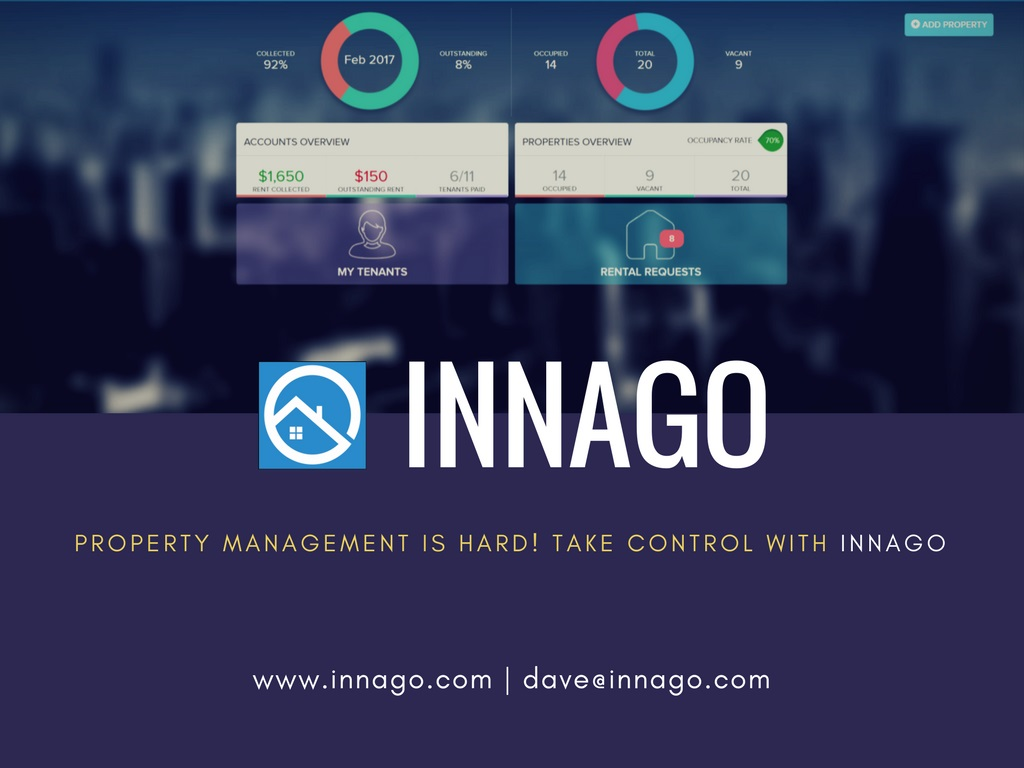 Innago Tenant Management Software - Property Management Directory