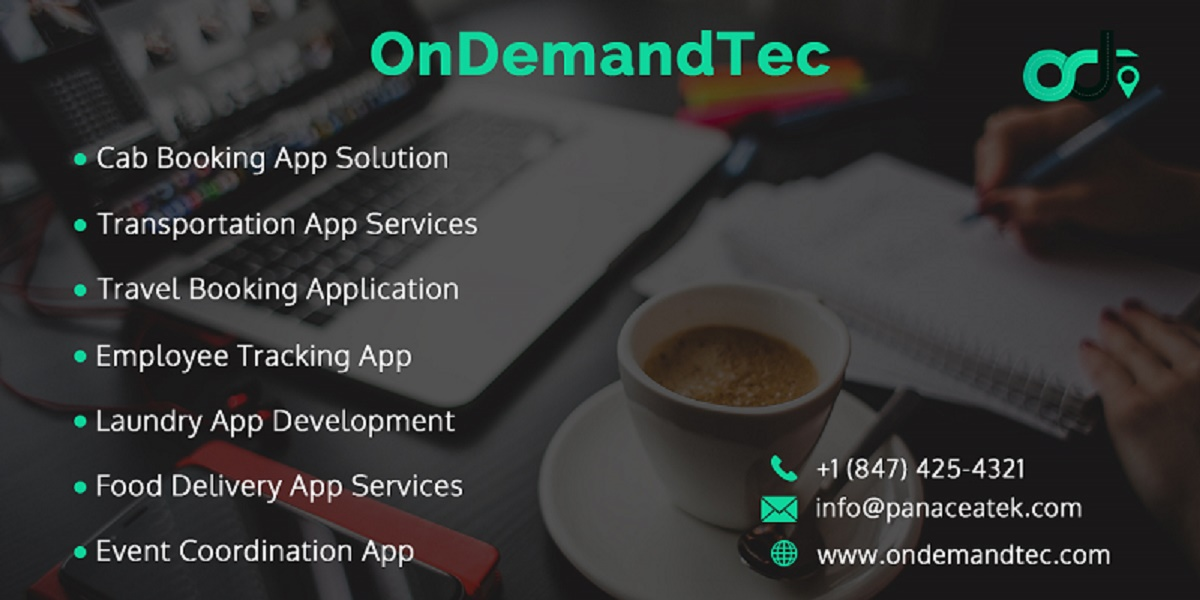 On Demand Tec App development Illinois business directory usa
