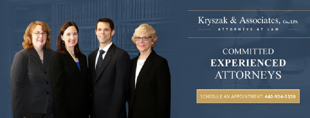Kryszak Associates Sheffield Village Ohio lawyers directory