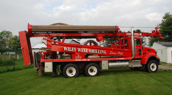 Wiley Well Drilling services Indiana directory