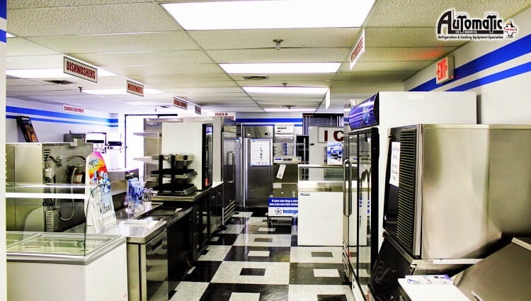 Automatic Ice Maker Co restaurant equipment New Jersey Directory