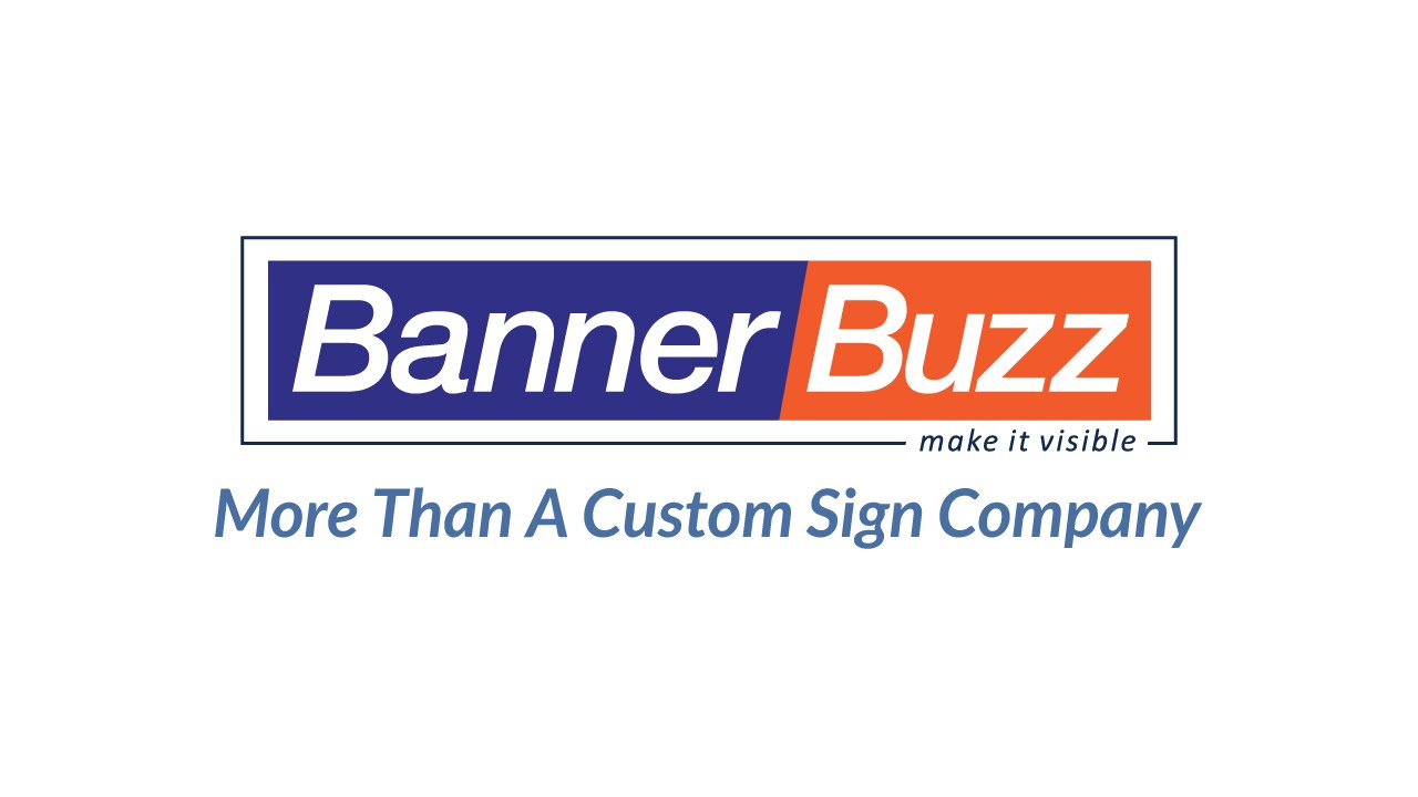 Banner Buzz banner printing company at South Carolina business directory