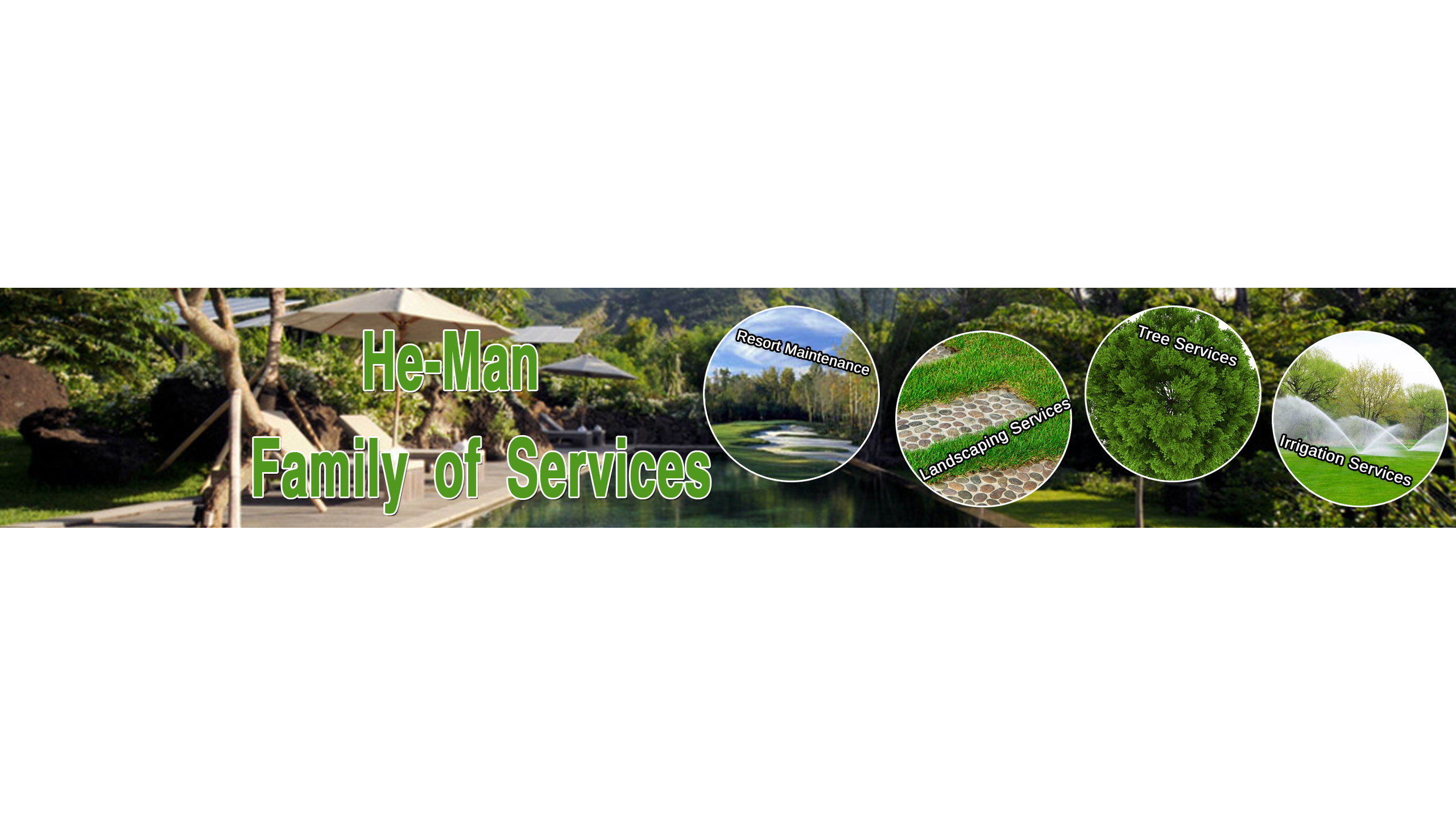 He-Man Tree Services Hawaii landscaping contractors directory