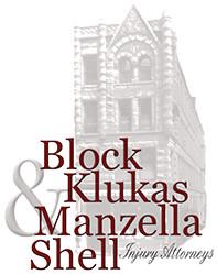 Block, Klukas, Manzella Shell, lawyers Illinois directory