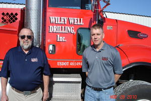 Wiley Well Drilling Indiana contractors directory