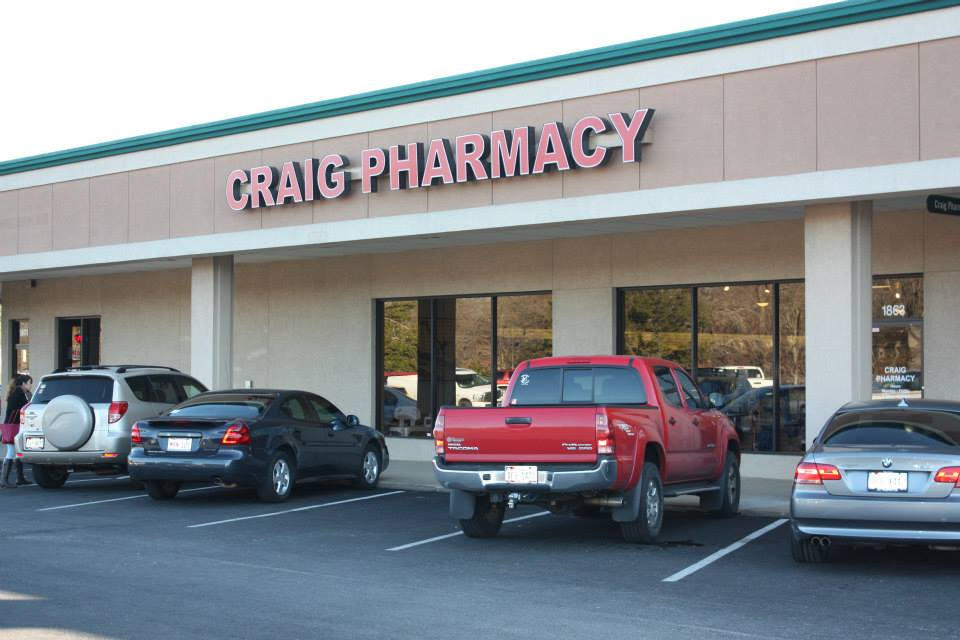 Craig Pharmacy Texas directory Pharmacy
