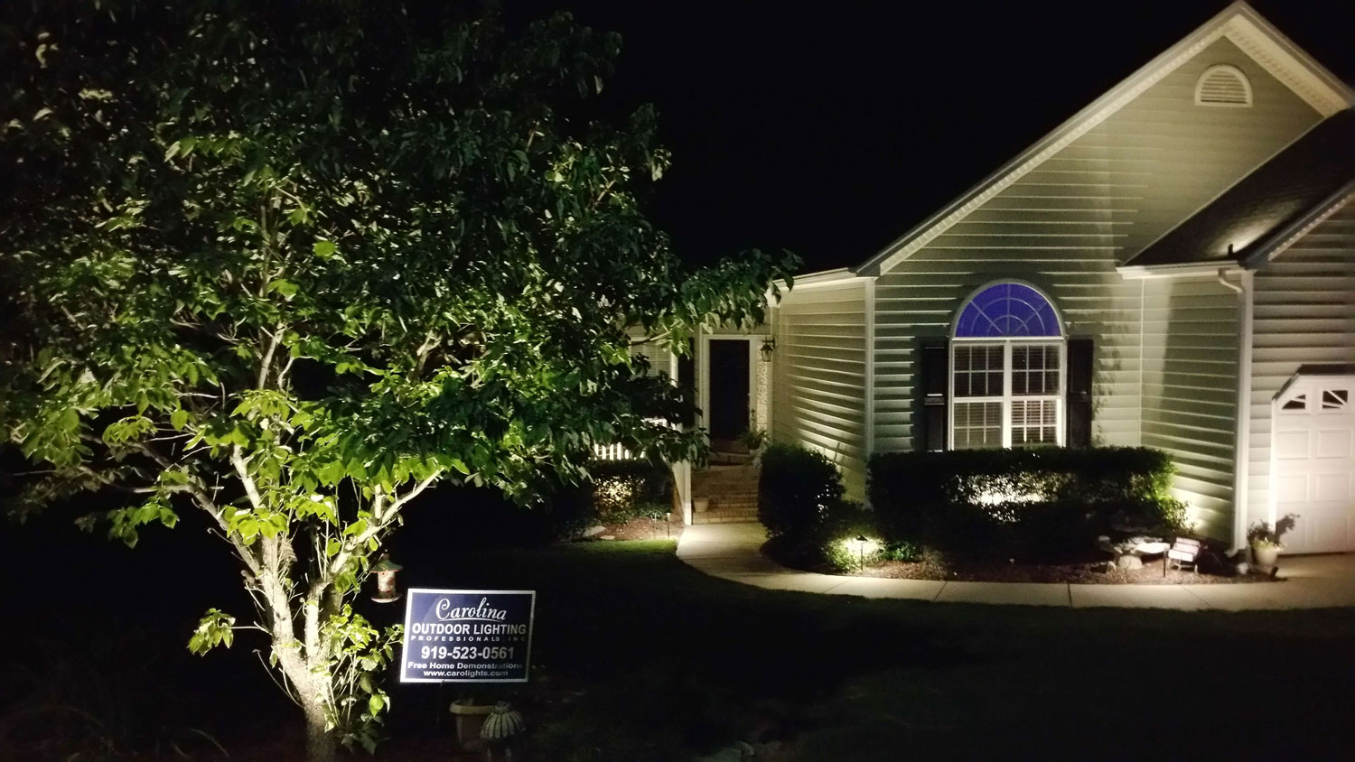 Carolina Outdoor Lighting Professionals North Carolina lighting