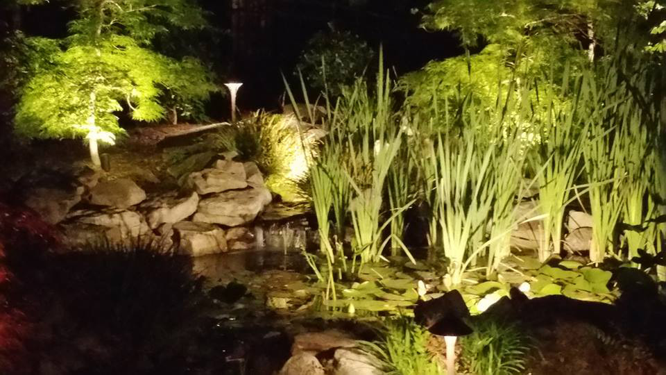 Carolina Outdoor Lighting Professionals North Carolina landscape directory