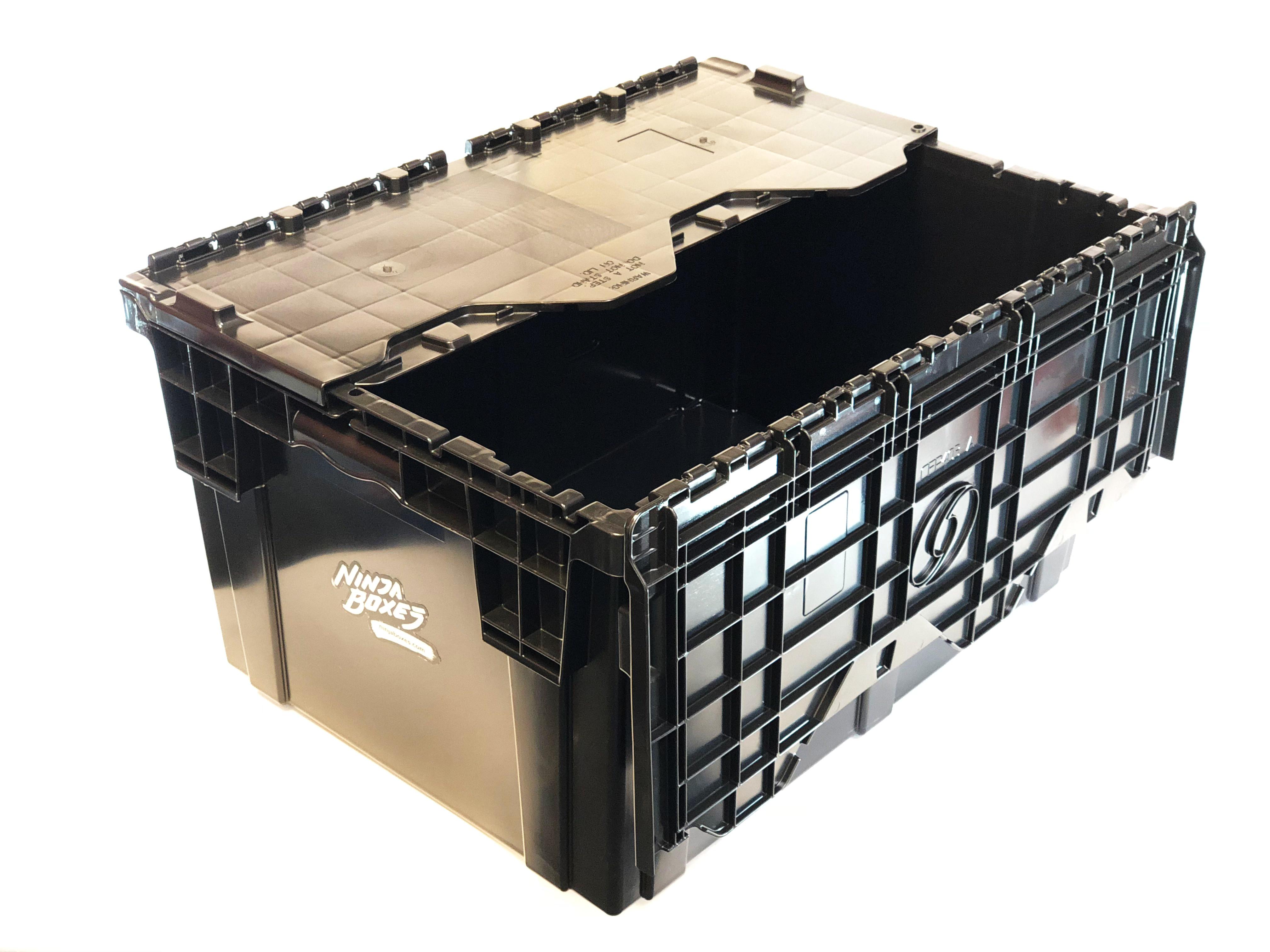 Ninja Boxes Santa Ana California movers directory