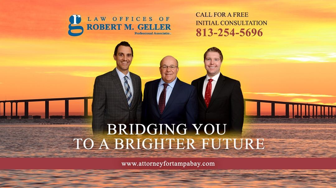 Law Offices of Robert M. Geller for Tampa Florida lawyers directory