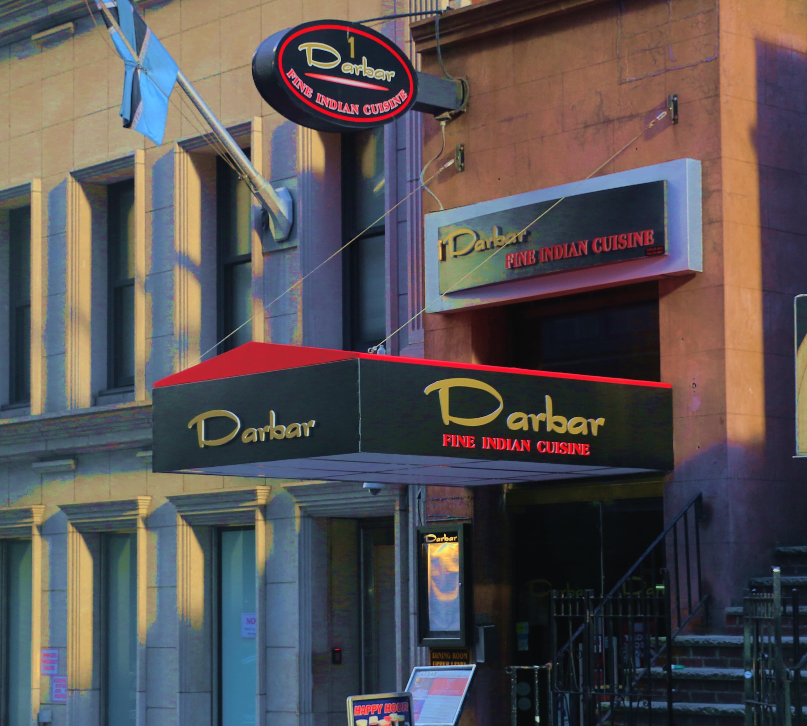 Darbar46 Indian restaurant Midtown East Manhattan