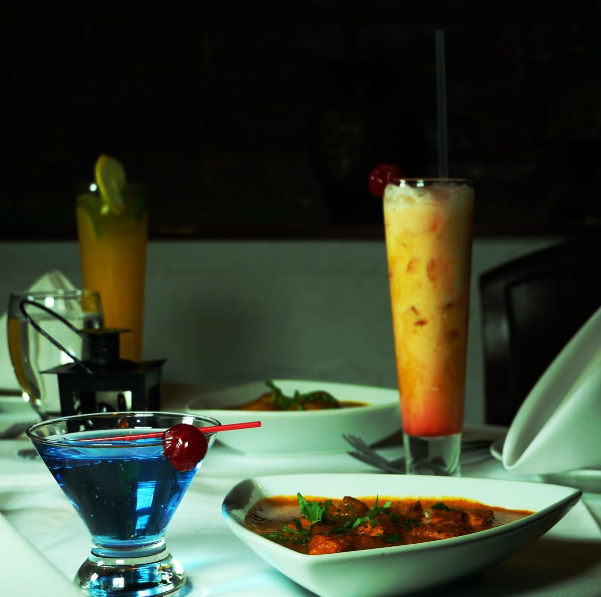 Healthy Eats - Exotic Cocktails - Darbar Restaurant Facebook directory