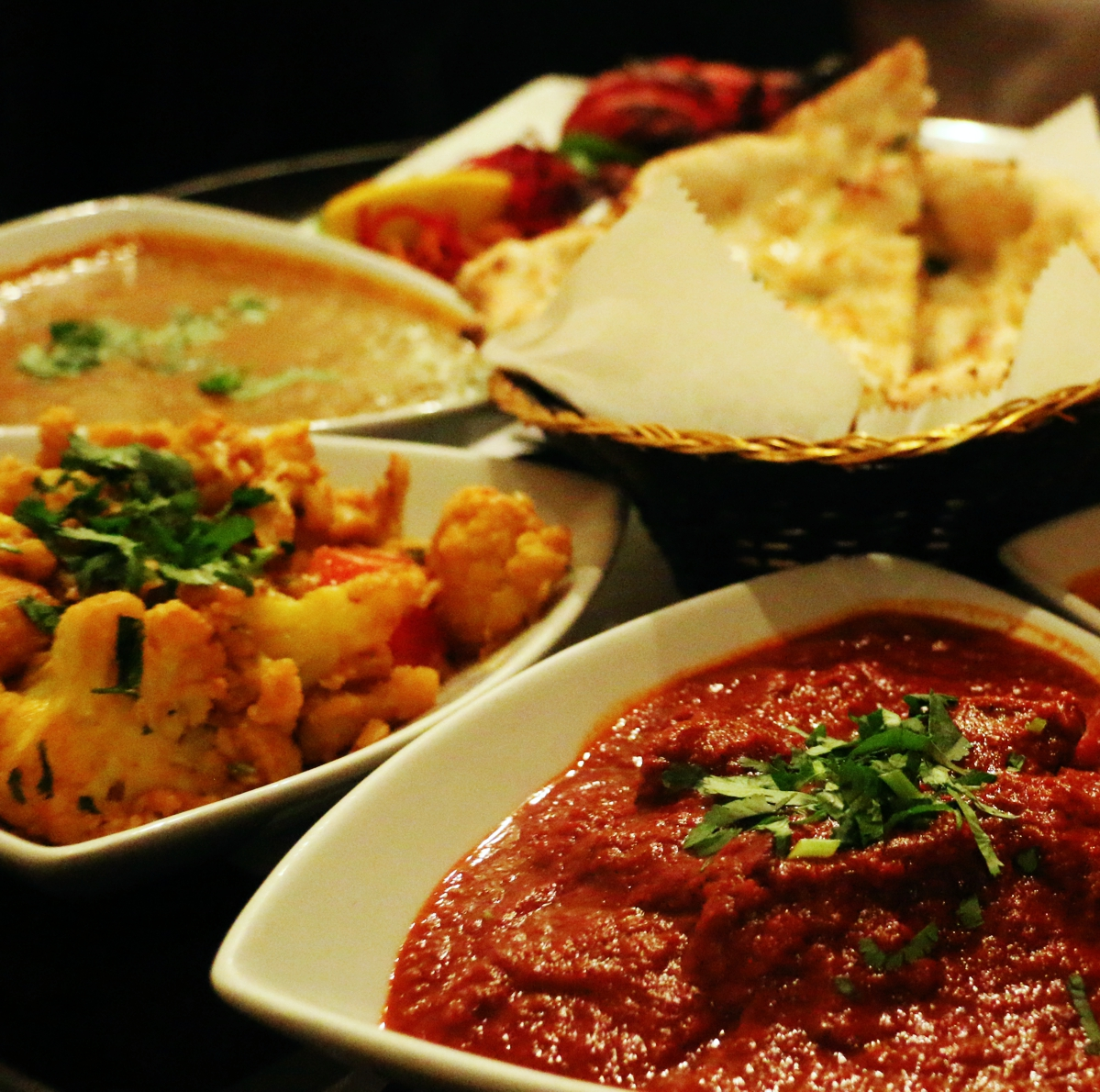 Indian Order Food Delivery to Midtown East Manhattan