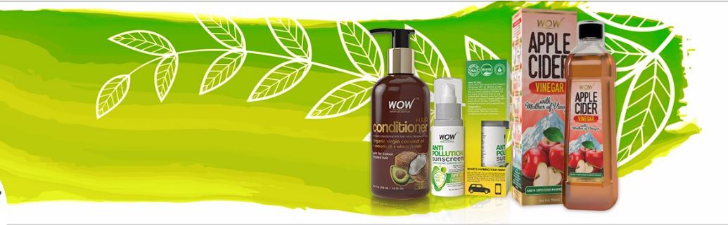 BuyWow Skin Care health website