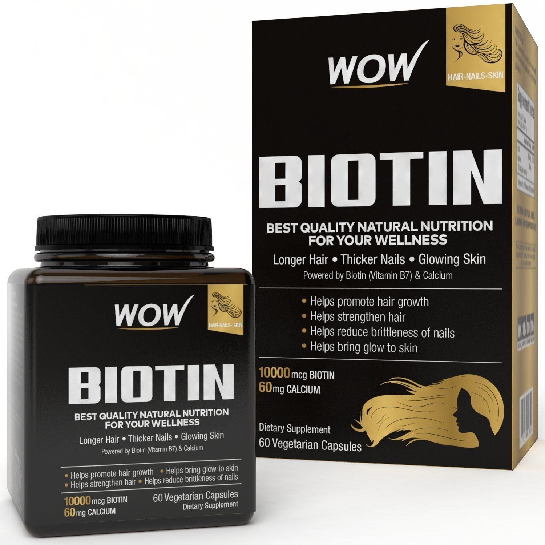 BuyWow biotin skin care directory