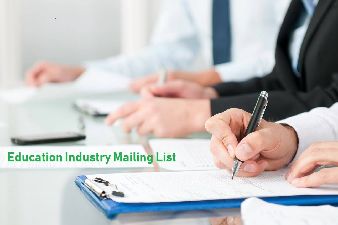Thomson Data email lists for business