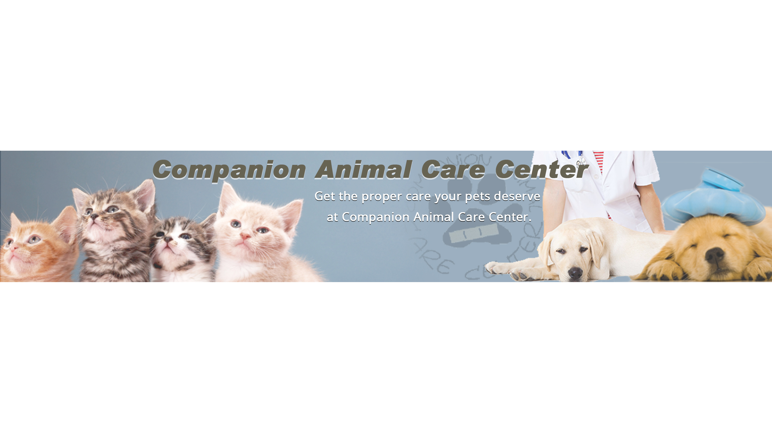 Companion Animal Care Center pet grooming Maryland directory