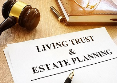 living trust estate planing lawyers