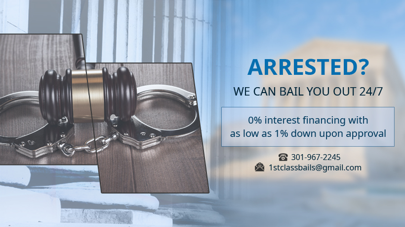 1st Class Bail Bonds, Inc