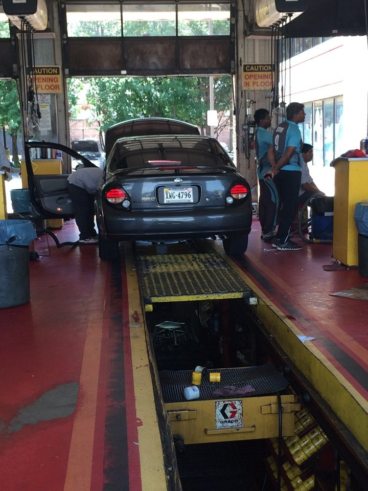 Lube It car repair service
