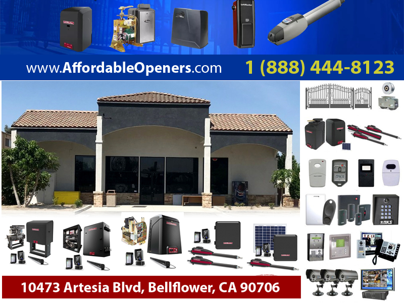 Affordable Gate Openers gate door openers California