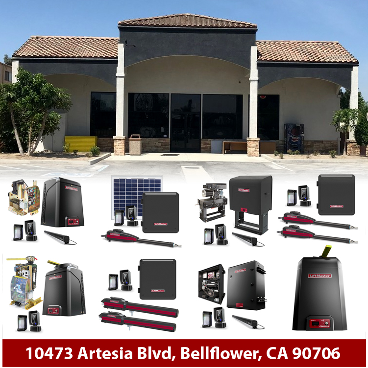 Affordable Openers garage door openers California