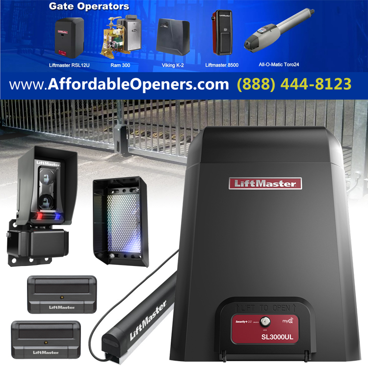 Affordable Openers security System