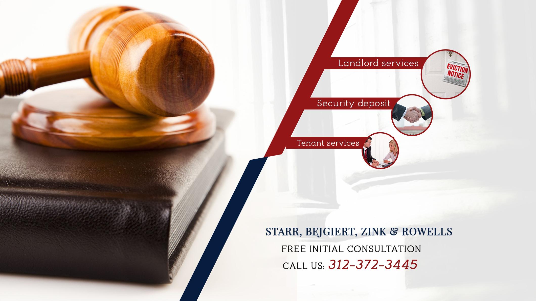 Starr, Bejgiert, Zink and Rowells lawyers
